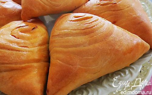 Рецепт Слоеная узбекская самса