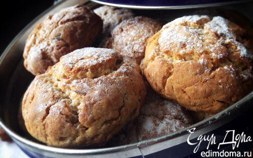 Рецепт Медово-финиковое печенье
