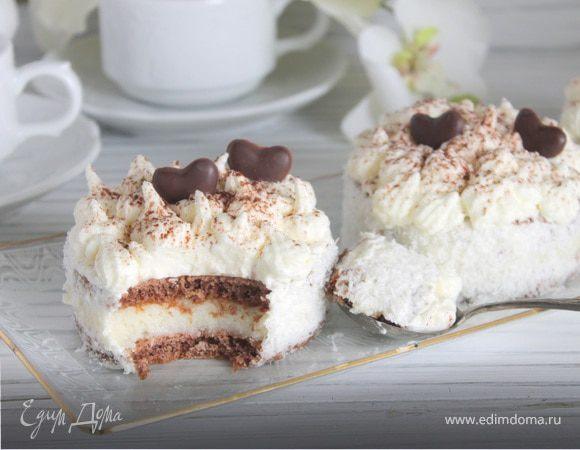 Пирожные кокосовые