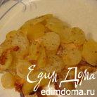 Золотая рыбка - окунь под картофельной чешуей
