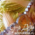 Салат с кальмарами и ананасом