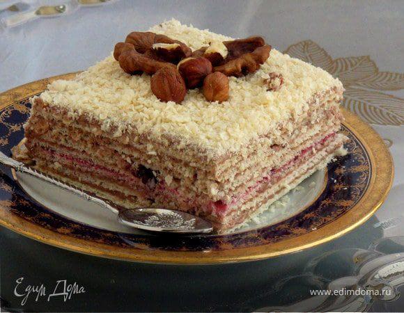 """Торт вафельный """"Восточный"""""""