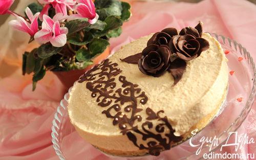 Рецепт Карамельно-ананасовый торт