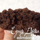 Шоколадное  печенье  в  сахарном  сиропе