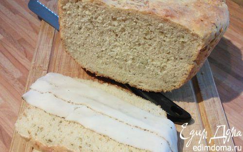 Рецепт Картофельный хлеб с петрушкой