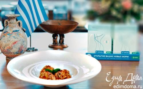 Рецепт Греческие тефтели с кабачками