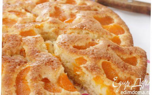 Рецепт Мандариновый пирог