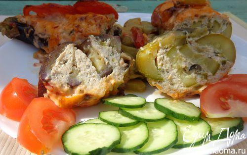Рецепт Кебабы в овощах по-турецки