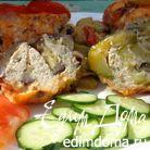Кебабы в овощах по-турецки