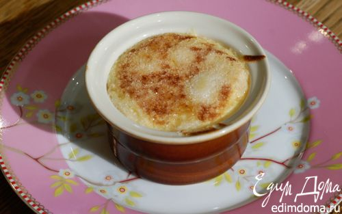 Рецепт Самое простое крем-брюле