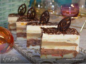 Пирожное «B-Caraibe»