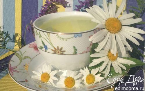 Рецепт Ромашковый чай
