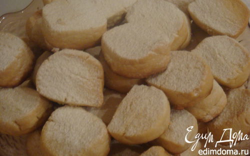 Рецепт Мучное печенье