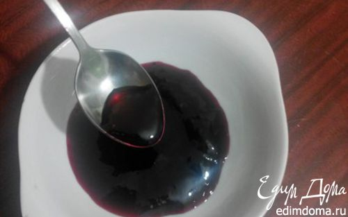 Рецепт Желе вишневое