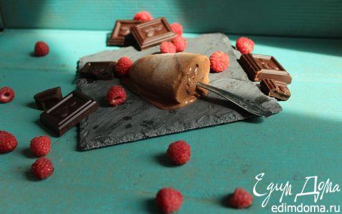 Рецепт Шоколадно-зефирное мороженое