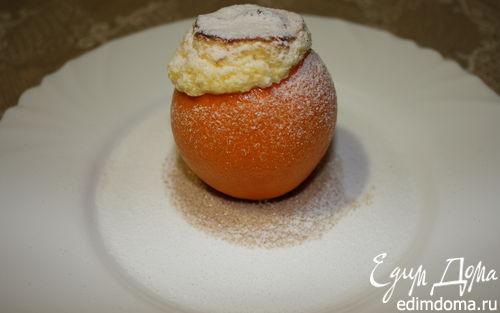 Рецепт Апельсиновое суфле