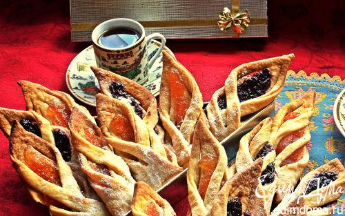 Рецепт Ажурное печенье на ванильном тесте