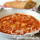 Ирландский суп с капустой и беконом (Irish Bacon and Cabbage Soup)