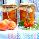 Персики в собственном соку