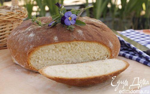 Рецепт Сливочный хлеб