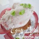Мороженое-закуска с сельдью и маринованным луком