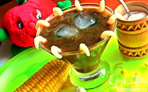 Рецепт Томатно-шпинатный напиток