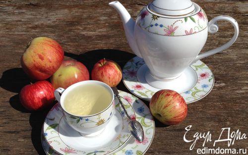 Рецепт Цветочно-яблочный напиток
