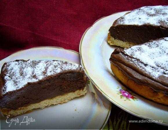 Шоколадный чизкейк с Baileys