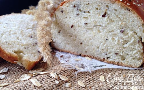 Рецепт Злаковый хлеб