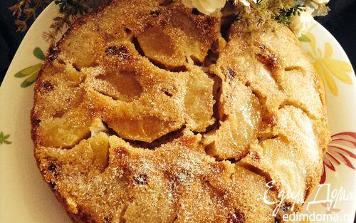 Рецепт Быстрый яблочный кекс