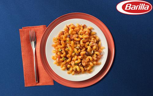 Рецепт Челлентани с цветной капустой, оливками и рикоттой