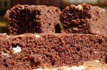 Брауни «Тройной шоколад»
