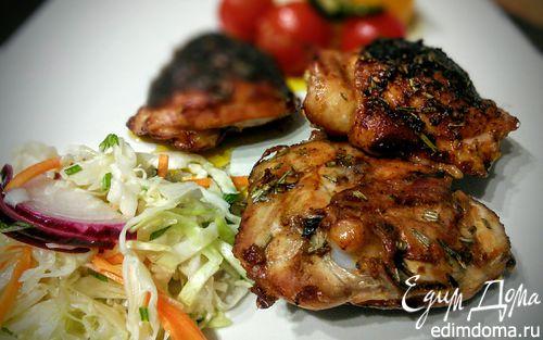 Рецепт Курица в острой глазури