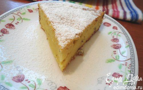 Рецепт Бразильский кукурузный заварной пирог
