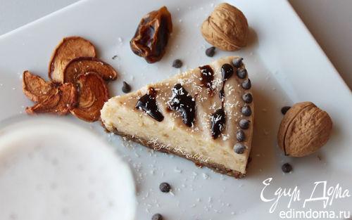 Рецепт Яблочно-ореховый полезный десерт