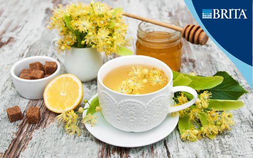 Рецепт Ароматный чай с липой