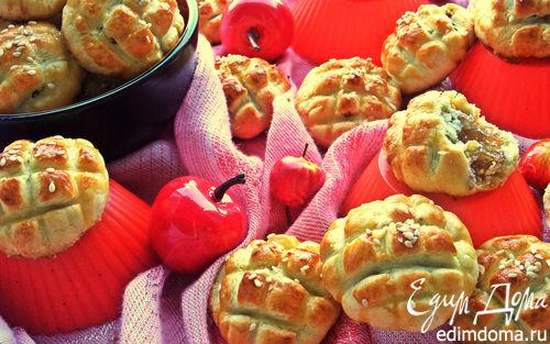 Рецепт Рассыпчатое китайское печенье с ананасом