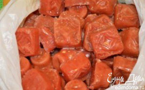 Рецепт – Томатное пюре замороженное