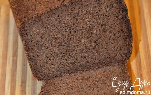 Рецепт Хлеб ржаной бездрожжевой на закваске