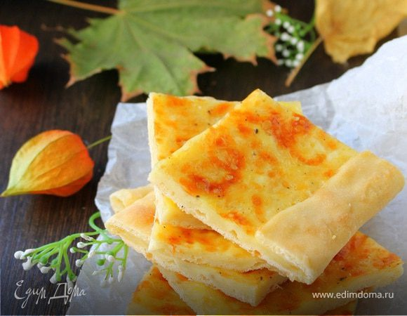 Хычин с сыром сулугуни