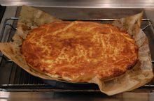 Баскское пирожное