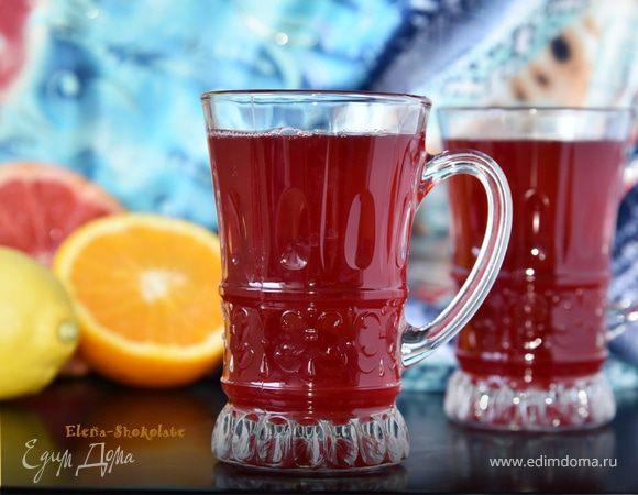 """Чай """"Горячий цитрус"""""""