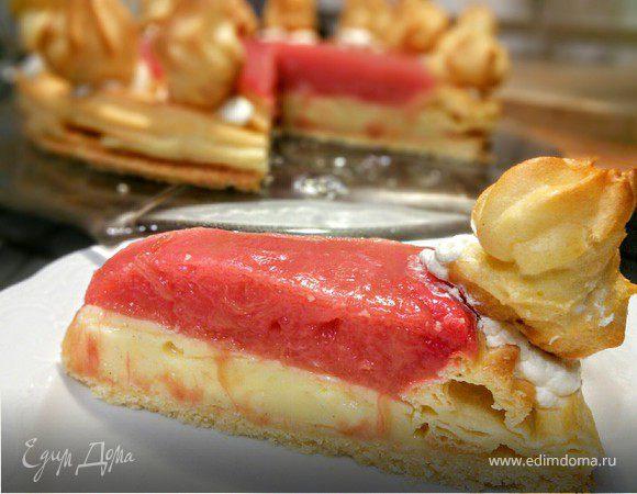 """Торт """"Сент-Оноре"""""""