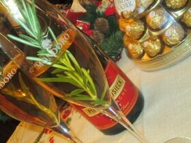 Коктейль «Новогодняя феерия»
