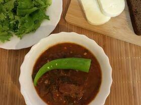 Суп из говядины с помидорами (Острий)