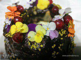 Мраморный кекс «Дунайские волны»