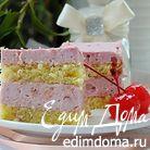 Торт-мусс «Сад с черешней»