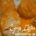 Тефтели с булгуром в сливочно-томатном соусе