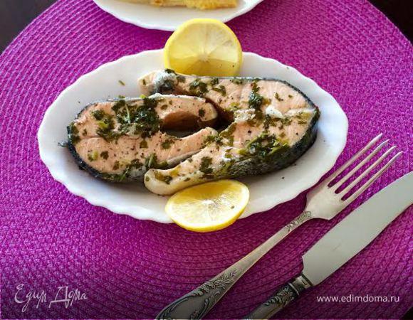 приготовление рыбы в маринаде рецепт с фото