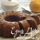 Кукурузно-цитрусовый пирог